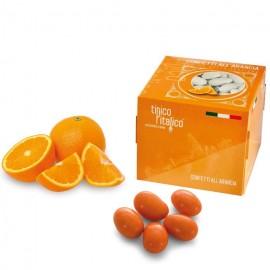 Confetti all'arancia